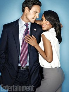 Entertainers of the Year: The Cast of ''Scandal'' | EW.com