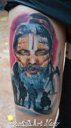 #greed #oil #war #color #tattoo #painful #art #Manu #painfulartmanu #realistic #sexy #ink