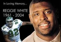 Reggie White died of complications of Sarcoidosis in 04