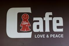 Mr friendly cafe at tokyo