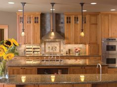 101 awesome craftsman kitchen design ideas (42)