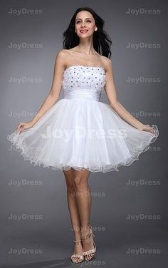 white dress mini