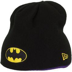 New Era Reverse Hero Beanie Batman - entdeckt im Harlem Streetwear Shop! 13f4ebaa604