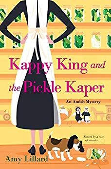 Diana's Tea Time Reviews: Kappy King and the Pickle Kaper  by Amy Lillard