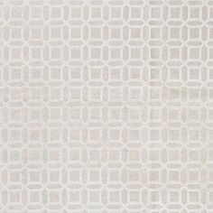 The G5737 Snow upholstery fabric by KOVI Fabrics features Contemporary, Geometric pattern and Neutral, White as its colors. It is a Cotton, Faux Linen, Made in USA, Velvet type of upholstery fabric and it is made of 74% Cotton, 10% Rayon, 9% Nylon, 7% Acrylic Latex material. It is rated Exceeds 15,000 double rubs (heavy duty) which makes this upholstery fabric ideal for residential, commercial and hospitality upholstery projects. This upholstery fabric is 54 inches wide and is sold by the…