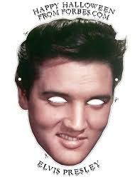 Image detail for -ELVIS PRESLEY: Printable Masks of famous people dead and alive free to .