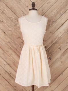 Altar'd State Charming Dots Dress