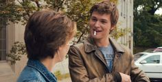'Fault in Our Stars' movie clip: Gus explains his metaphor