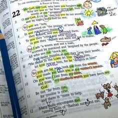 30 Days in Psalm 22 for Busy Mamas, Day 28: Illustrations
