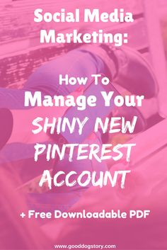 Social Media Marketing: How to Manage Your Shiny New Pinterest Account | Many of the absolute most successful bloggers attribute their immense traffic to Pinterest; most claim the hits they get shadow all other social media avenues combined! Even the mighty Facebook, somehow reaching an unbelievable 1/6 of the world's population, can't hold a candle to the immense potential Pinterest has to offer.