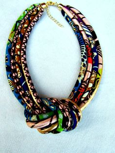 African Print Bib by nad205 - get 5% off with code: junesale                                                                                                                                                     More
