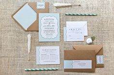 Jessica Bishop Paperie   The Amber Collection