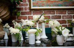 Single vases, single color