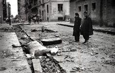 Spain - 1937. - GC - Barrio de Argüelles.diciembre 1937.