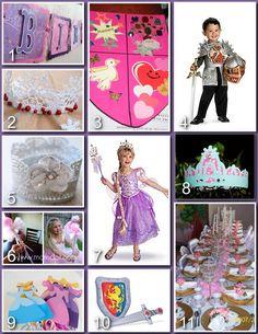 Disney Donna Kay: Disney Party Boards...Disney Princess Party Decor