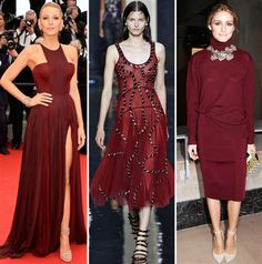 deep red dress london fashion 2015 http://www.esquire16.com/deep-red-dress-london-fashion-2015/