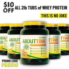 The jokes on us because we are practically giving it A-WHEY!! Get it now at TryAboutTime.com  #tryabouttime #aprilfools #itsnotajoke #wheyprotein #natural #nongmo #stevia #lactosefree #glutenfree