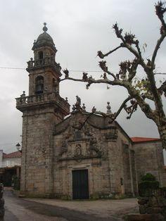 Igrexa de San Miguel de Carballeda