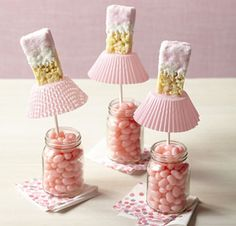 These snacks are en pointe! Any dancer worth a tutu will swoon for a recital-worthy treat.
