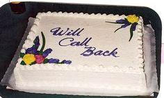 Cake Wrecks - Will Call Back