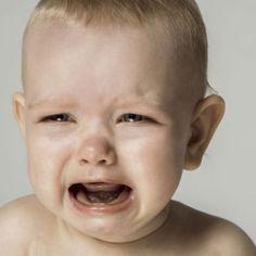 Los bebés también sufren estrés.