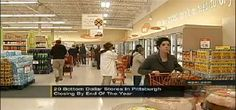 The parent company of Bottom Dollar Food announced Wednesday that it's selling all 66 stores in Pennsylvania, including its 20 stores in the Pittsburgh region, to competitor Aldi Inc.