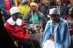 Morgan Tsvangirai's widow Elizabeth was forced to leave Humanikwa Village in Buhera soon after the burial of her husband, unable to attend post-burial ceremonies after suffering relentless abuse at the hands of her late spouse's family members. Husband, Leaves, Pictures, Fashion, Photos, Moda, Fashion Styles, Fashion Illustrations, Grimm