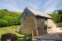A romantic country retreat in the heart of Lorna Doone country in Devon. Devon England, North Devon, Romantic Cottage, Cosy, Countryside, National Parks, Cabin, Cottages, House Styles