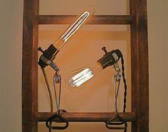 CLAMP LAMP w/ phenolic socket