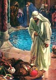 Sergio E. Valdez Sauad: JESÚS CURA A UN PARALITICO Juan 5,1-16.