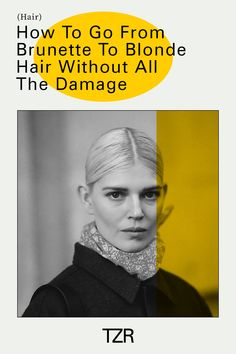 Beauty, hair Blonde Hair Transformations, Brunette To Blonde, Good Hair Day, Your Hair, Cool Hairstyles, Hair Care, Beauty, Hair, Fancy Hairstyles