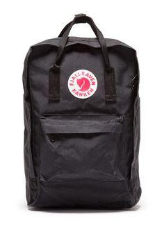 Kanken Laptop Bag - Black