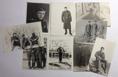 9 pcs Original photo Soviet Russian Soviet army soldiers USSR Black White  | Collectibles, Photographic Images, Contemporary (1940-Now) | eBay!