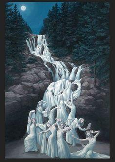 Πίνακες Ζωγραφικής – Απίθανες Οφθαλμαπάτες! | Agiaparaskevi-Guide.gr