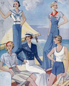 1934 Sailing