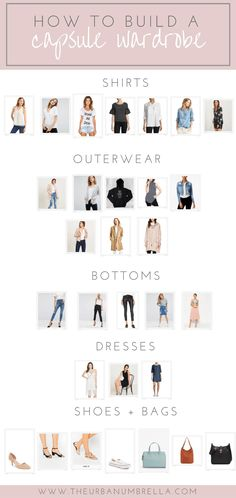 Essential Buying Guide for your Summer Minimalist Capsule Wardrobe Capsule Wardrobe How To Build A, Capsule Wardrobe Mom, Mom Wardrobe, Summer Wardrobe, Wardrobe Ideas, Winter Wardrobe, Simple Wardrobe, Minimalist Outfit, Summer Minimalist