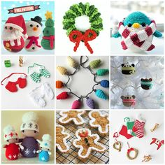 With 10 days till Christmas, I thought I would do a round-up of... - All About Ami