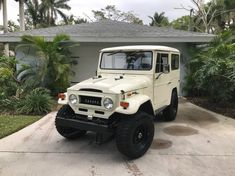 1970 Toyota Land Cruiser for sale near Fort Myers, Florida 33901 - Classics on Autotrader Land Cruiser Fj80, Audi Tt, Ford Gt, Classic Trucks, Classic Cars, Classic Auto, Fj40 For Sale, Peugeot, Lightning Bolt