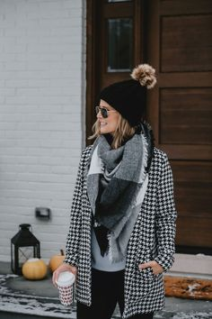 Fashion Ideas Casual All Black - Fashion All Black Fashion, Winter Fashion Casual, Winter Style, Autumn Fashion, Plaid Outfits, Casual Outfits, Fashion Outfits, Women's Fashion, Fashion Styles