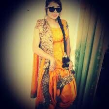 Punjabi suit. For More Follow Pinterest : @reeetk516