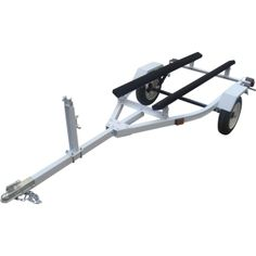 Ironton Jet Ski and Personal Watercraft Trailer Kit — Steel Frame, Load Capacity Jon Boat Trailer, Jet Ski Trailer, Trailer Kits, Trailer Plans, Utility Trailer, Trailers, Kayak Trailer, Make A Boat, Build Your Own Boat