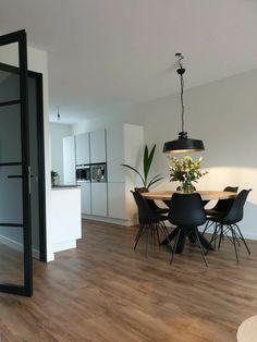 Home Room Design, Dining Room Design, Interior Design Living Room, Interior Decorating, House Design, Home Decor Kitchen, Kitchen Interior, Home Living Room, Living Room Decor