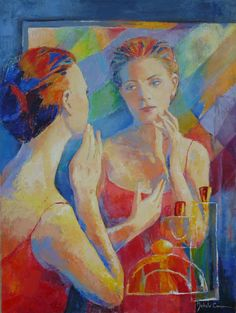 Miroir ... de Michele CARER