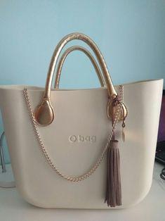O bag tote Big Bags, Cute Bags, Beautiful Handbags, Beautiful Bags, Sacs Design, Brighton Handbags, Cute Purses, Cream And Gold, Mode Style