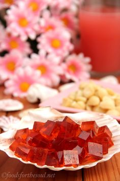 An easy recipe for Guava Gummies! They taste just like paradise!