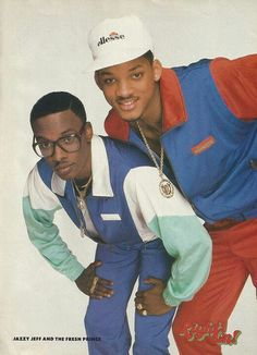 Jazzy Jeff and the Fresh Prince  #JazzyJeff and the #FreshPrince #WillSmith #Philly