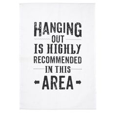 vtwonen Textiel Poster 50 x 70 cm - Hanging Out - afbeelding 1