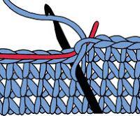 Garnkusserne | Lækre hækleopskrifter / DIY til dig, hjemmet og baby |: Tapestry med små elefanter og vejledning til farveskift