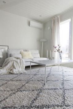 Moderni uutuus kotonamme - Stoffin upeat kynttilänjalat | Coconut White