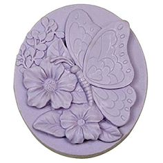 Lingmoldshop Love of Butterfly Craft Art Silicone Soap mold DIY Candy mould Craft Molds Handmade Candle molds -- Details can be found by clicking on the image.